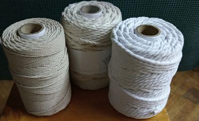 ¿Qué uso se le da a la cuerda de algodón?